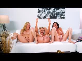 [GirlsWay] Emma Hix, Silvia Saige and Aaliyah Love