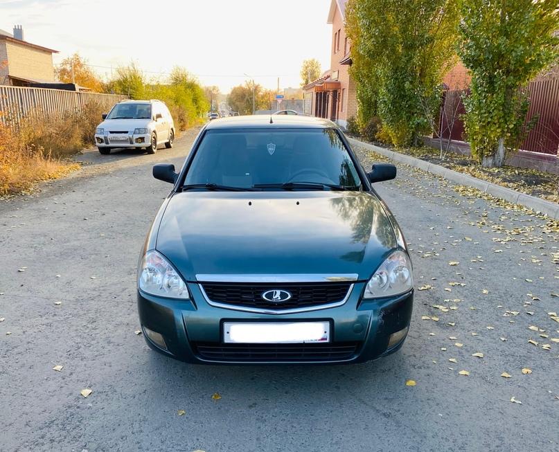 Купить LADA PRIORA 2010 год. Авто в отличном | Объявления Орска и Новотроицка №11163