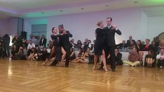 Sebastian Arce-Vanesa Villalba y Facundo Pinero y Mariana Montes Bari Tango Congress 2017