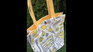Как сшить сумка, Эко-сумка, Сумка шопер, Шьём сумку сами, Сумка. Сумка из ткани, Сумка для продуктов