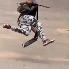 """SCOOTBIBLE on Instagram: """"@luis_guerraa_18 🕊🕊🤣 Use the hashtag #scootbible or tag us in your fails to be featured✔✔🔥 #scootering #scooterfail #fail..."""