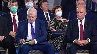 Госдума и Совет Федерации начали работу над планом по выполнению поставленных президентом задач.