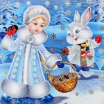 Новогодняя викторина для детей по сказкам