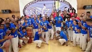 Batizado troca de cordas Mestre Torneiro alunos 07 2016 SENZALA CAPOEIRA