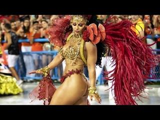 Rio Carnival 2020 [HD] - Floats & Dancers   Brazilian Carnival   The Samba Schools Parade