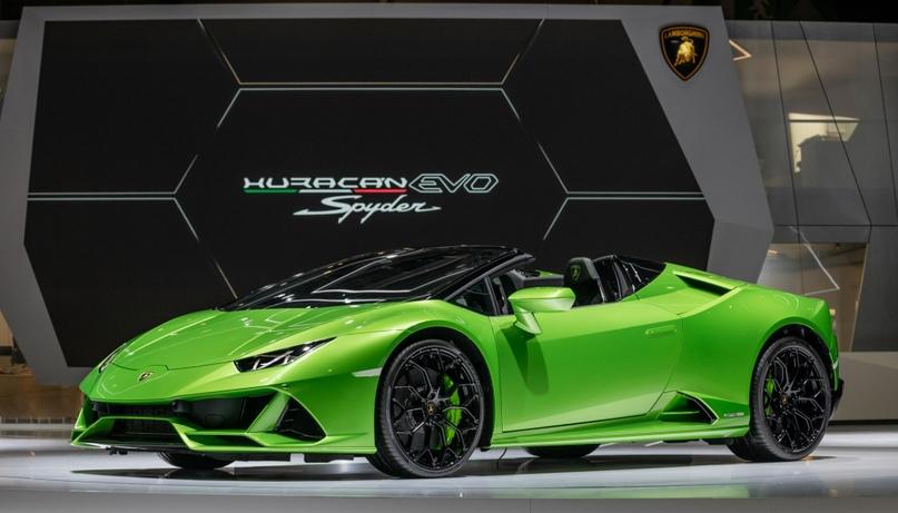 Lamborghini Huracan — суперкар с суперкомпьютером, изображение №3