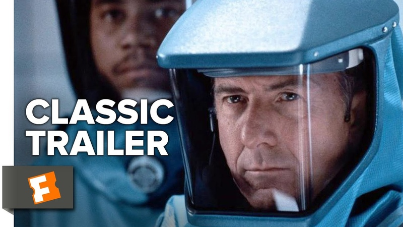 Outbreak (1995) Official Trailer - Dustin Hoffman, Morgan Freeman Sci-Fi Movie