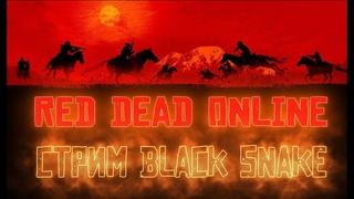 Red Dead Online ➤ Стрим #52