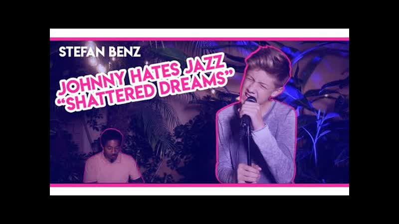 Stefan Benz Shattered Dreams Johnny Hates Jazz cover