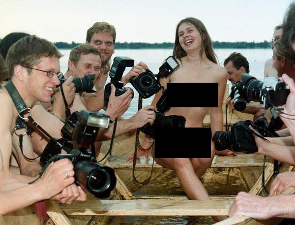 Съемки порно на съемочной площадке