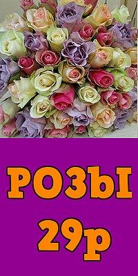 Где купить цветы по оптовым ценам спб — img 1
