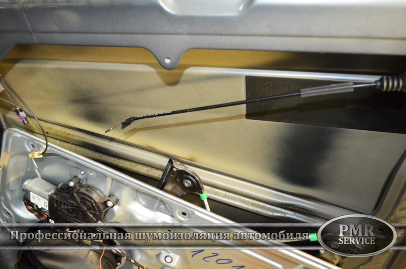 Шумоизоляция Volkswagen Multivan, изображение №6