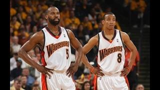 Warriors x Mavericks 2007 WCFR Game 4