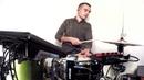 Ellie Goulding - Flux (drum cover by Feudor Lokshin)