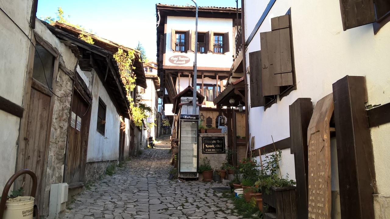 традиционные дома-конаки в Сафранболу