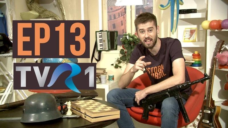 Al Doilea Razboi Mondial Istoria cu Virgil EP13 @TVR1