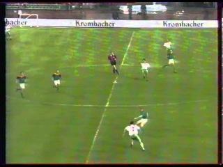 Bulgaria vs Germany 3:2 1995