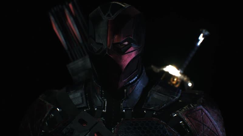 BATMAN KNIGHTFALL Deathstroke