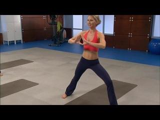 Похудеть с джилиан майклс йога