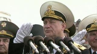 На 84-м году жизни скончался бывший главком ВМФ России Феликс Громов.