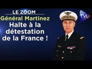 PRÉSIDENTIELLE 2022 : L'Annonce du Général MARTINEZ sur TV Libertés