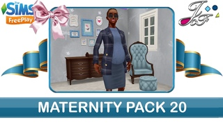 Sims FreePlay 🤰🏼| NEW MATERNITY PACK 20 | (Early Access) 🔑