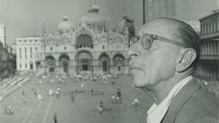 Live Broadcast   ; 21:00 IDT   Omaggio a Stravinsky alla Basilica di San Marco