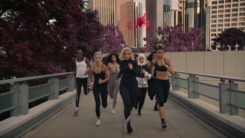 Bebe Rexha You Can't Stop The Girl Official Music Video