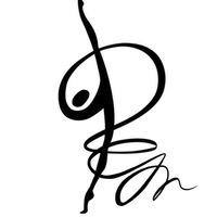 Логотип Федерация художественной гимнастики Нижний Тагил