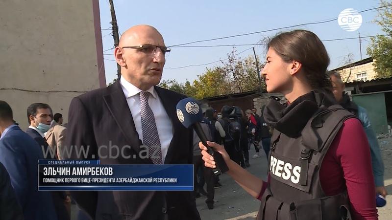 Помощник первого вице президента Азербайджана Армения не заинтересована в мире