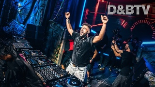 Turno - D&BTV x Let It Roll Winter 2020 (DJ Set)