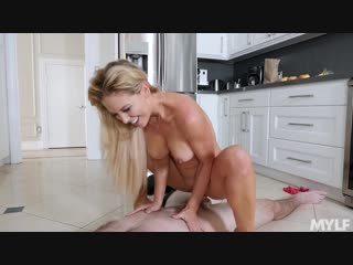 Cherie deville - a kiss to remember milfty [all sex, hardcore, blowjob, milf, big tits]