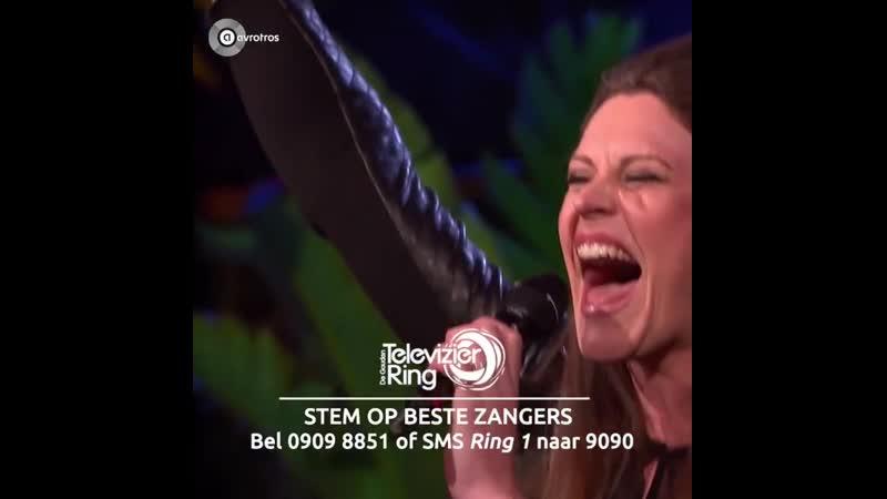 Floor Jansen U kunt NU stemmen op 'Beste Zangers'