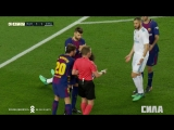 «Барселона» - «Реал Мадрид». Удаление Серхи Роберто