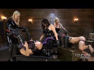 Carmen Rivera, Lexi Sindel, Domina Dahli...,Bondage, 1080p
