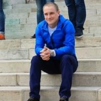 Фотография страницы Сашы Гладуна ВКонтакте