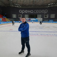 Фотография страницы Антона Сергеева ВКонтакте