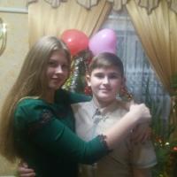 Фотография страницы Романа Полонського ВКонтакте