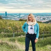 Фотография страницы Елены Давыдовой ВКонтакте
