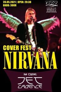 28.05 ● Nirvana Cover Day ●