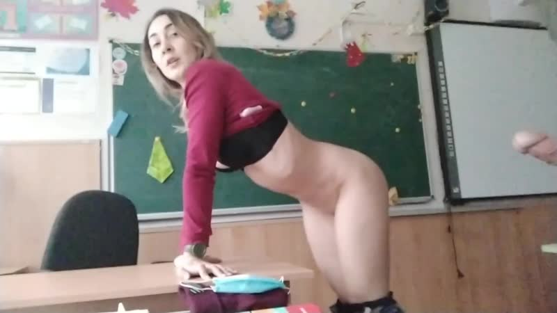 Порно Учителька З Учнем