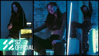 HOT ISSUE (Mayna, Hyungshin, Yebin) @ Performance Video (Ty Dolla $ign feat. Tory Lanez — Droptop in the Rain)