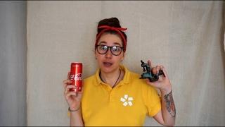 Эксперимент с Кока колой\The Coca Cola Experiment.  19\100