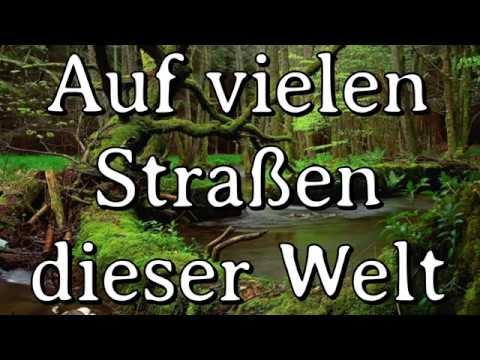 Sing with Karl - Auf vielen Straßen dieser Welt [German Hiking Song][ English Translation]