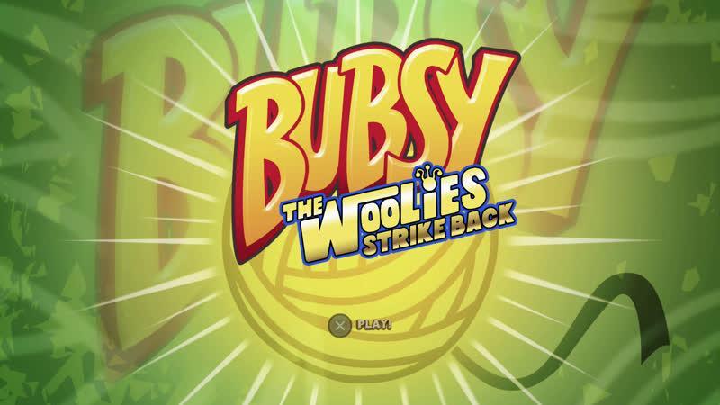 Bubsy The Woolies Strike Back