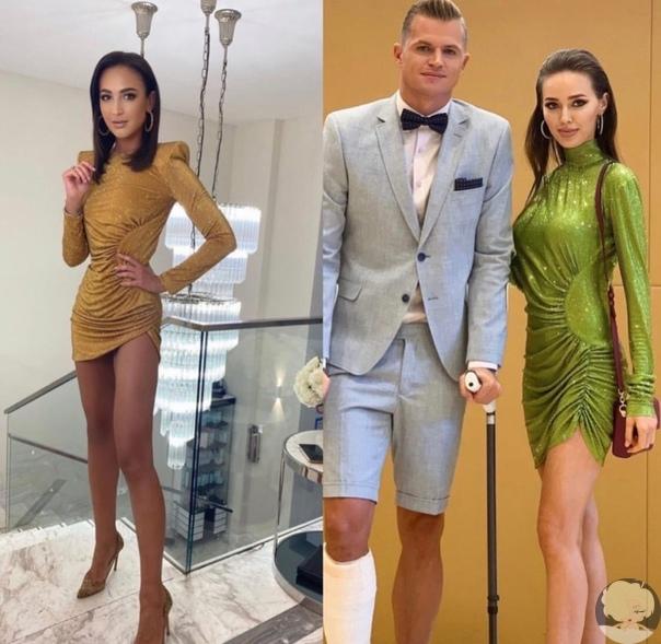 Кому платье едет больше