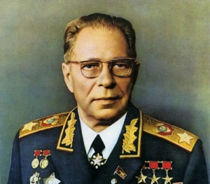 День памяти.Дмитрий Устинов