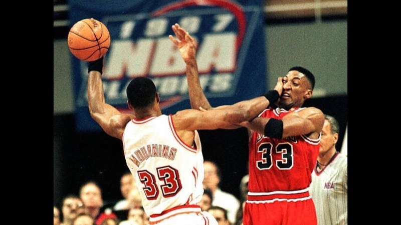 Heat x Bulls 1997 ECF Game 3