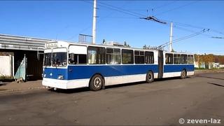Черкасский троллейбус- ЗиУ-683Б №2002