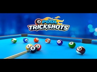 Chilling in 8 ball pool